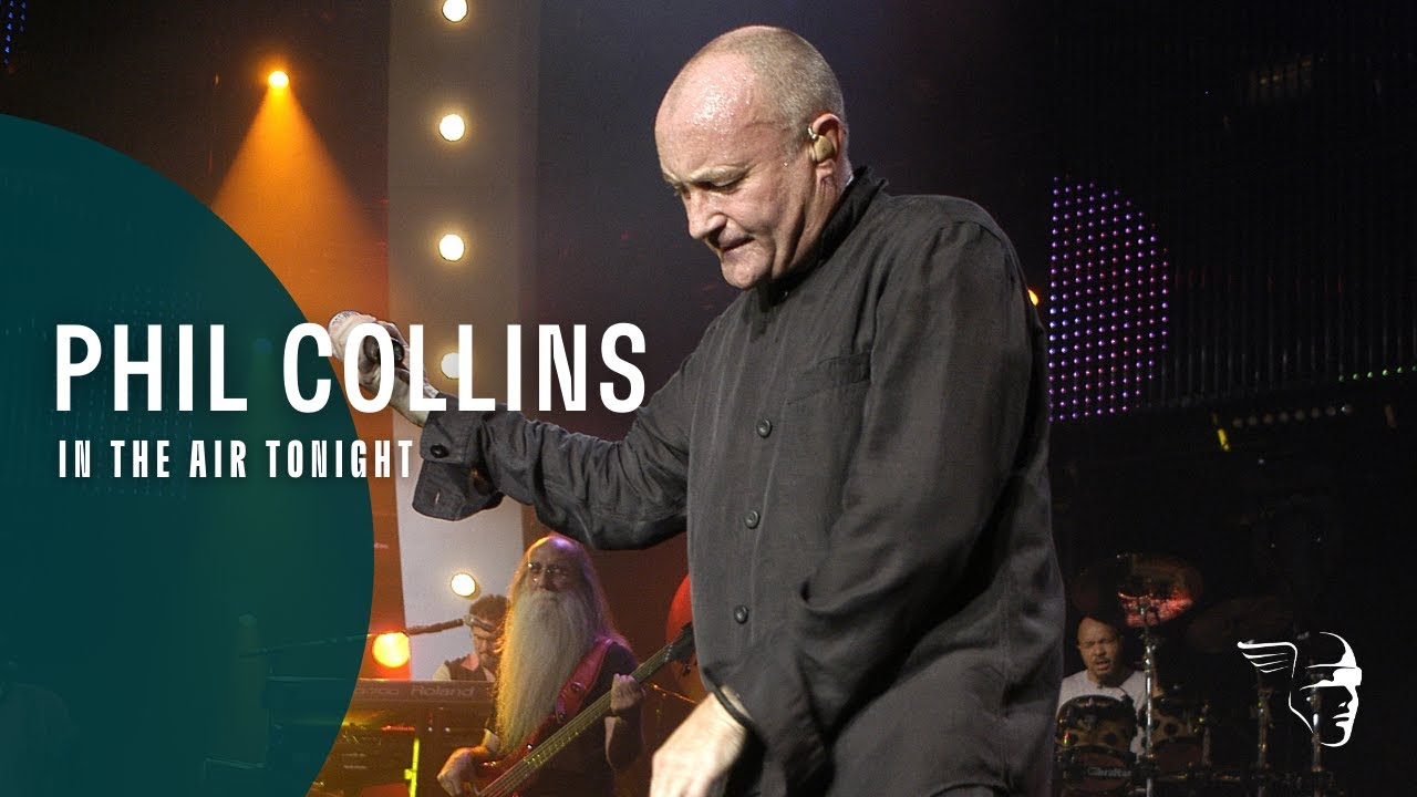 Phil Collins In The Air Tonight Live At Montreux 2004 Youtube