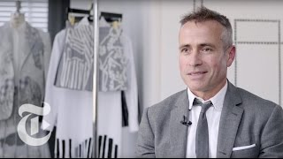 Thom Browne Interview | In the Studio | The New York Times