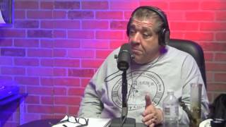 Joey Diaz Tells Another Great Robbery Story and How Adrenaline Took Over and Made Him Deaf