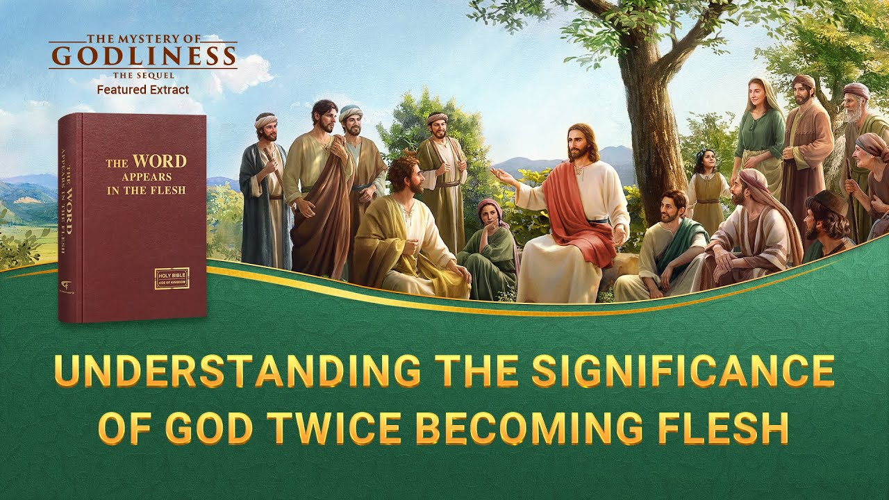 """Gospel Movie Extract 5 From """"The Mystery of Godliness: The Sequel"""": Understanding the Significance of God Twice Becoming Flesh"""