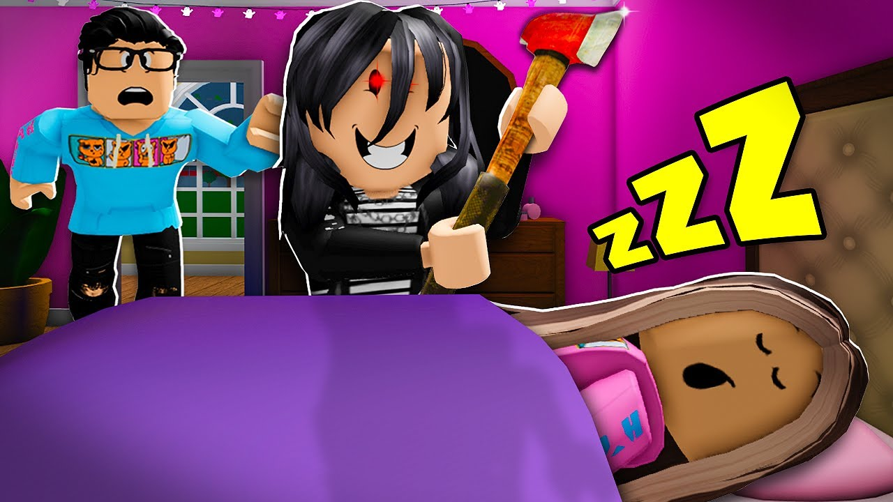 Download ORPHAN Daughter ATTACKED My GIRLFRIEND! (Roblox)