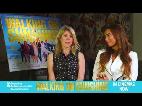 Hannah Arterton & Leona Lewis: Favourite track from the film? [Vertigo Films]