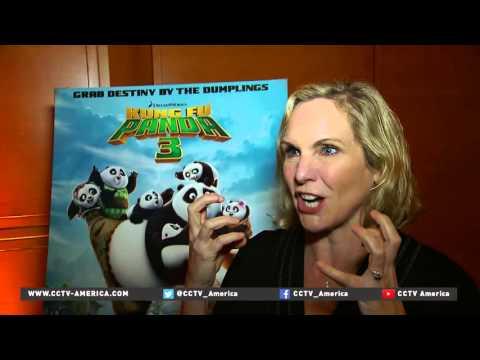 China Embassy in US hosts Kung Fu Panda 3 screening