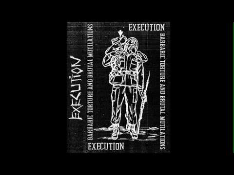 "EXECUTION "" Barbaric Torture and Brutal Mutilations"" CS"