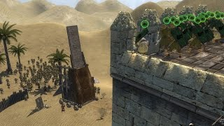 DEFENDING HAIMA CASTLE - Mount and Blade: Warband