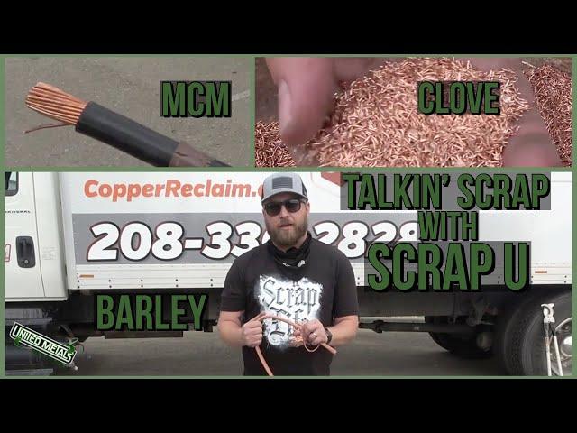 Talkin' Scrap / Scrap U- Barley & Clove