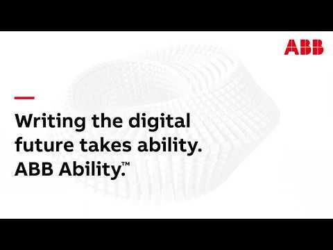 Writing the digital future takes ability - ABB Ability™