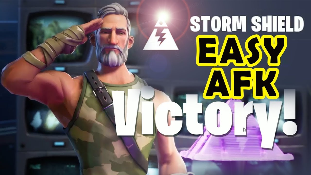 Easy AFK No Traps Fortnite Wargames Mastery | Tickets, Gold and Rewards  lazy easy afk style