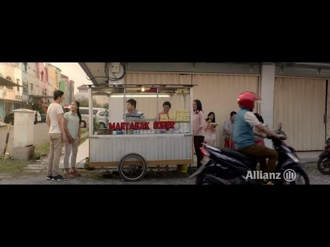 Iklan Allianz Indonesia Asuransi Kesehatan - Buka Usaha Martabak