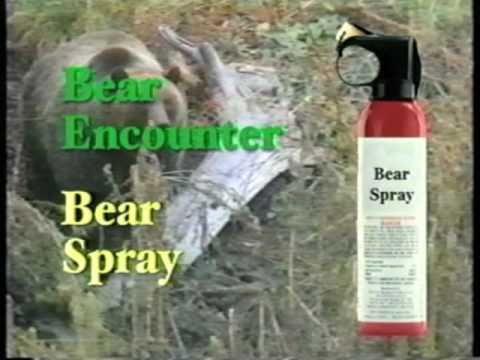 Best Bear Spray Reviews 2019 - BushCraftPro