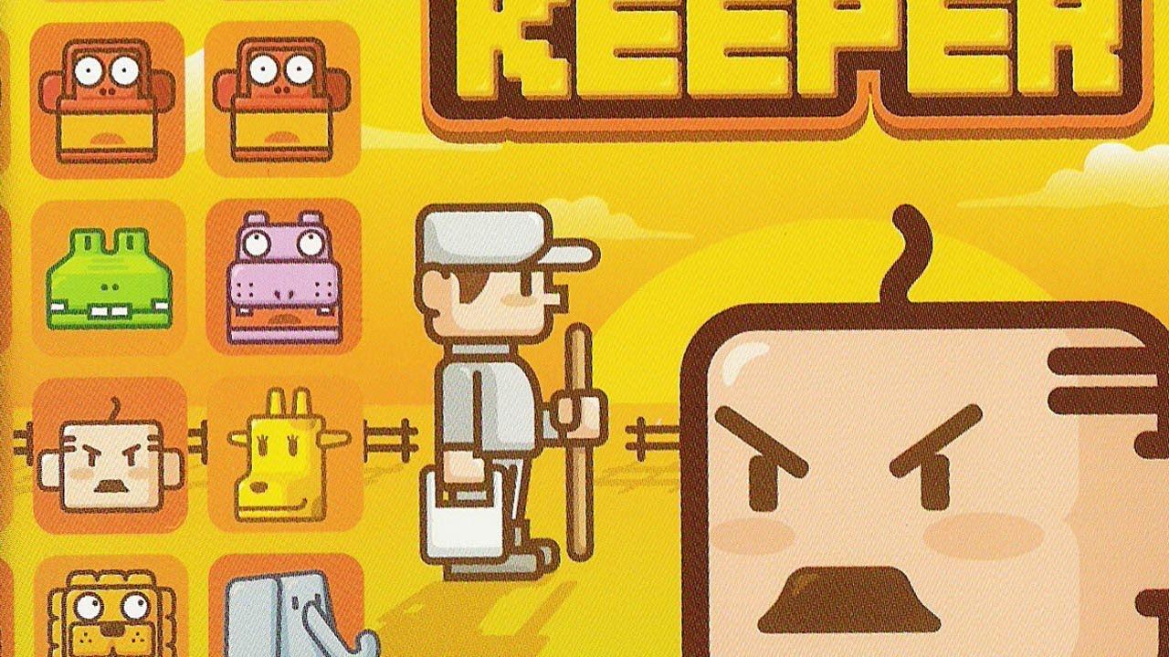 Zoo Keeper - Nintendo DS