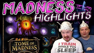 Tome of Madness Big Win Session Highlights