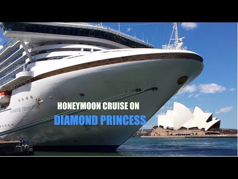 DIAMOND PRINCESS cruise Sydney-Hobart-Melbourne-Adelaide