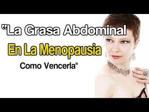 La Grasa Abdominal En La Menopausia Y Como Vencerla - Reducir La Grasa Abdominal En La Menopausia
