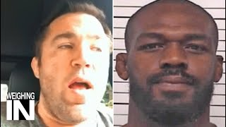 Chael Sonnen on outcome of Jon Jones latest DWI | WEIGHING IN