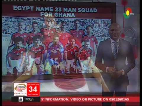 Black Stars to camp in Dubai for Egypt clash - 2/11/2016