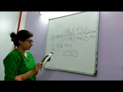 Reasoning topic on data arrangement