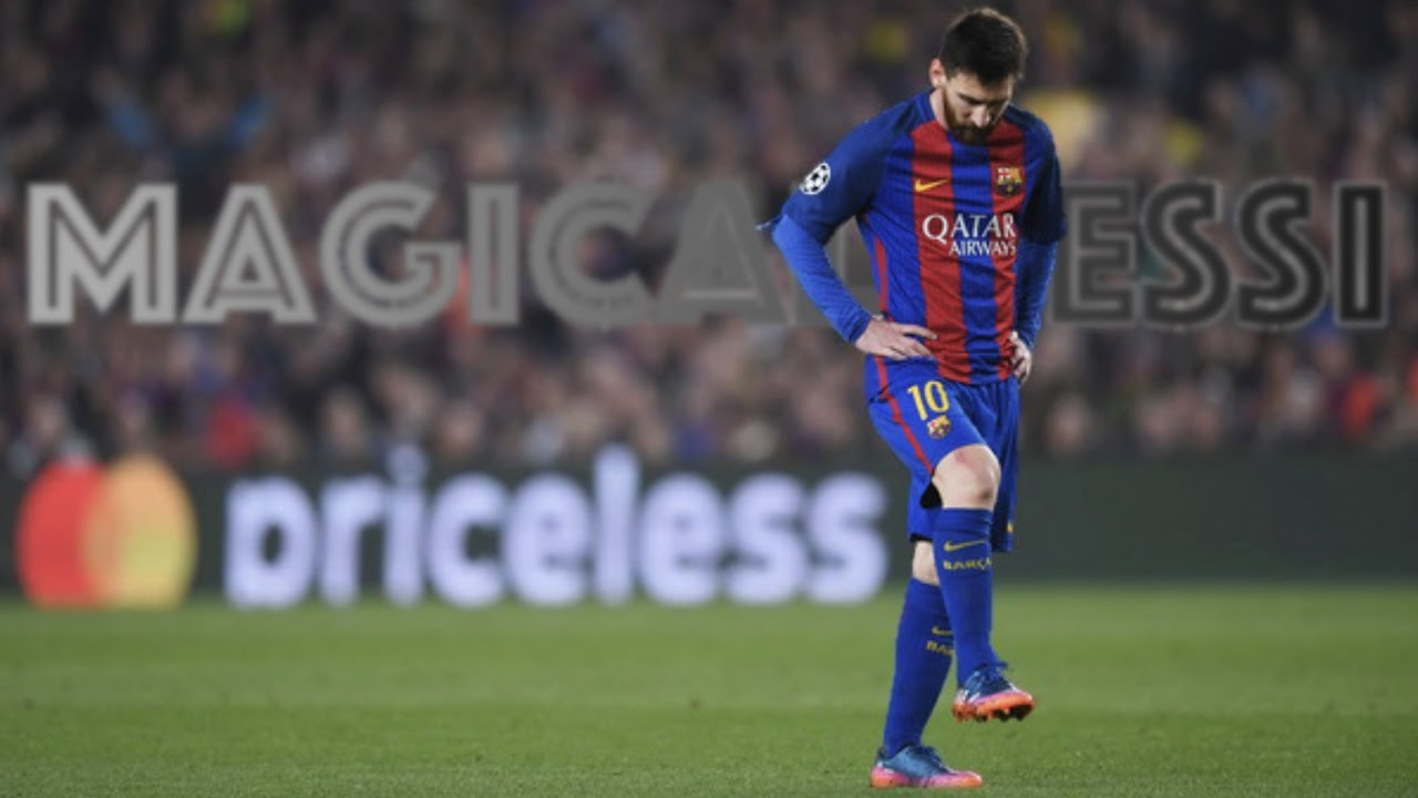 Lionel Messi Never Give Up Motivation Hd Youtube