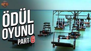 Ödül Oyunu 6. Part   34. Bölüm   Survivor Türkiye - Yunanistan