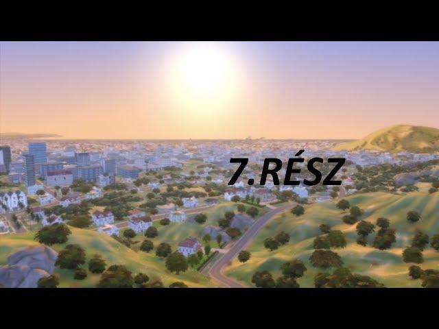 A múlt titkai 7.rész (sims 4 sorozat)