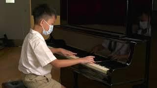 Publication Date: 2021-07-13 | Video Title: 3BE 許煒堅 - 鋼琴獨奏 [才藝舞台2021] - 馬鞍