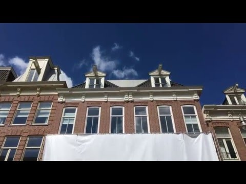 The making of Crystal Houses in Amsterdam
