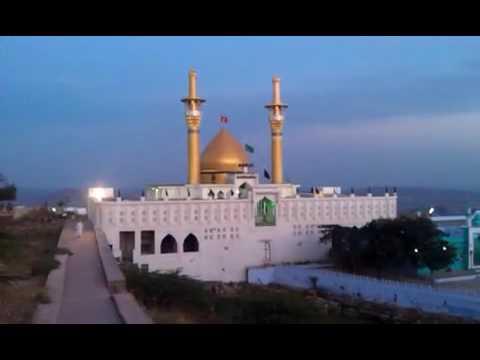 Azaan of taragarh roza imam hussain a.s