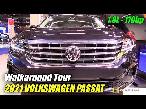 2021 Volkswagen Passat - Exterior Interior Walkaround - 2020 Montreal Auto Show