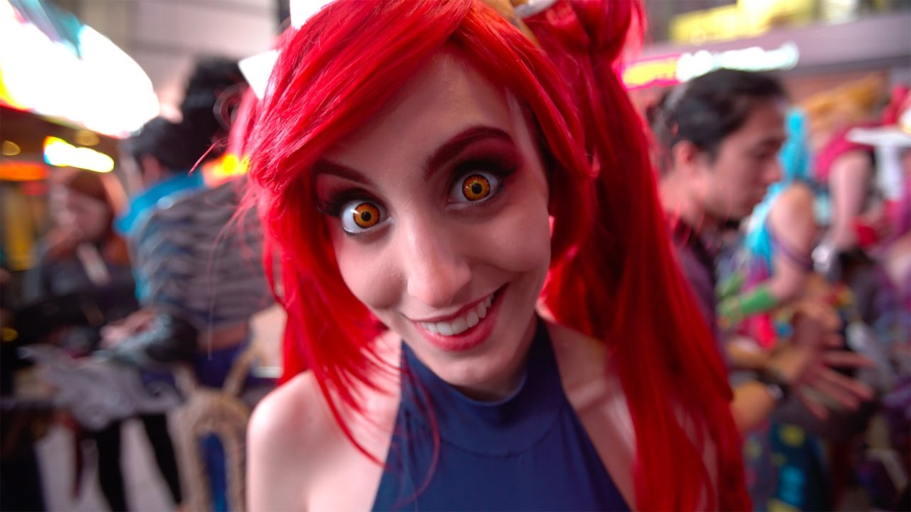 2016 Worlds Cosplay Music Video League Of Legends Community