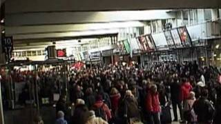 Flash Mob de West Coast Swing - Gare Montparnasse - 11 février 2012 - Vidéo Officielle