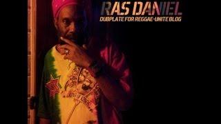 Ras Daniel-Mési Jah (Taxi Riddim)-Dubplate For Reggae-Unite Blog (Aout-2013).
