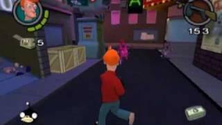 Futurama - Trailer - PS2/Xbox