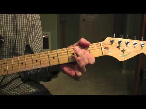 My Maria - Guitar Lesson