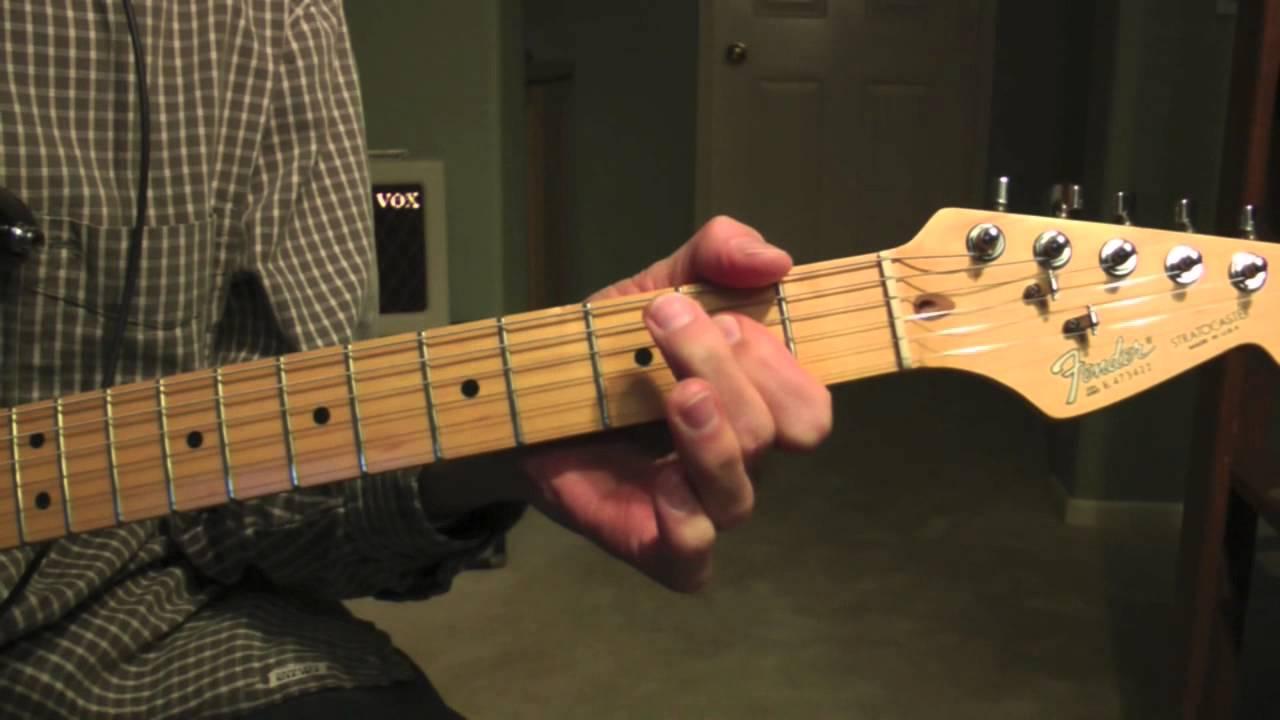 B W Stevenson My Maria Guitar Lesson Youtube