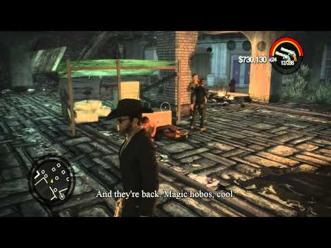 Saints Row 2 Ghost of Old Stillwater [FULL INVESTIGATION] |