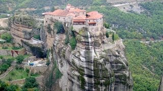 Visit Tourist Place of Meteora Greece 1