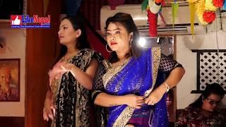 देब्रे पट्टि छातीमा छौ सानु - Nepali Lok Geet by Mansudhan Thapa ft Rupa GM, Kalpana Shreepal