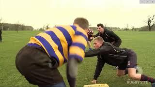 estructura defensiva básica Rugby juvenil