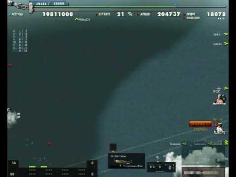 CS fleet vs Reichsmarine, 17.6.2010, 2. bitka 2/2