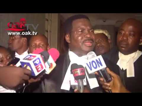 Nigeria Constitutional Lawyer, Mike Ozekhome SAN counter IPOB Proscription by Federal Government