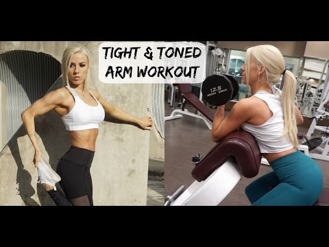 Best Arm Workouts | No Gym Required