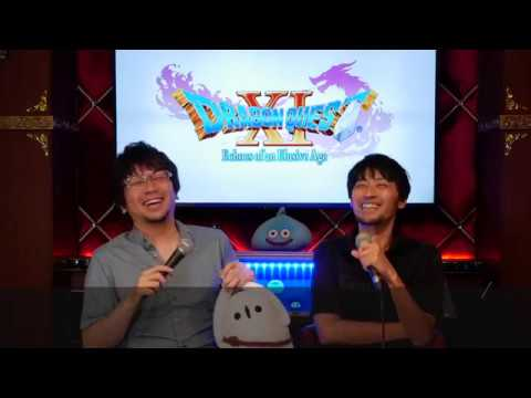 Dragon Quest in Japan: DQXI Dev Team Interview, Part 1