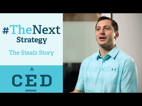 The Stealz Story - CED Tech Venture Conference 2016