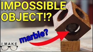 IMPOSSIBLE OBJECT // Project Revision