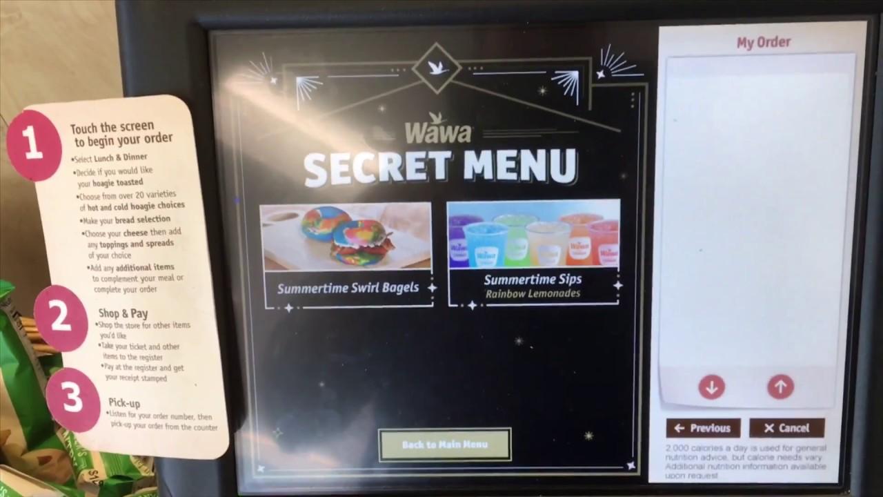 Taste Test Adventures Wawa Secret Menu Jolly Rancher Shake 4k