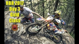 Red Bull Romaniacs 2017 - Day 3 - Gold