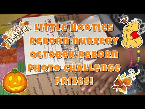 Prizes from Little_Hooties_nursery Oct photo challenge!