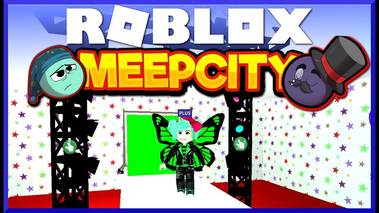 Lastic Goes Shopping Splurging New Meep Toys Jet Pack Roblox