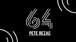 Pete Rezac Talks Inspiration at f64LIVE