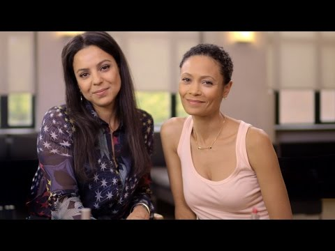 How to do a natural beauty look with Thandie Newton and Kay Montano | NET-A-PORTER.COM